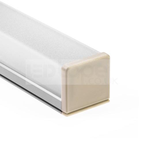 1m Crowned Aluminium Profile/Extrusion