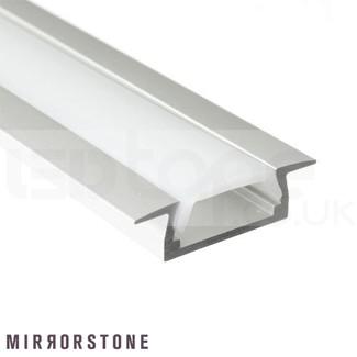 1m Recessed Aluminium Profile/Extrusion