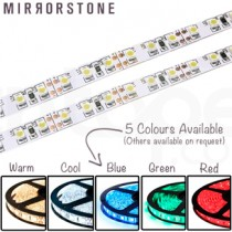 1m Single Colour LED Tape, 9.6W
