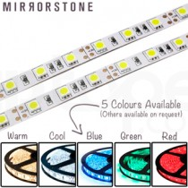 1m Single Colour LED Tape, 14.4W