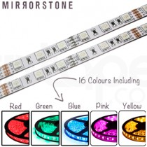 1m 24v RGB Colour LED Tape, 14.4W