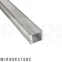 1m Flat Aluminium Profile/Extrusion