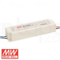 100W LPV-100 Waterproof LED Driver