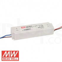 60W LPV-60 Waterproof LED Driver
