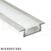1m Recessed Aluminium Profile/Extrusion