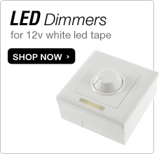 LED Dimmer Switches, 12v Dimmer Switches